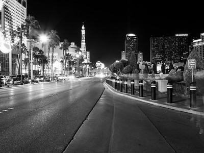 Shot near Caesars Palace. South Las Vegas Blvd. Las Vegas, NV, USA
