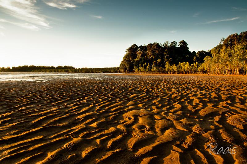 Pantai Puteri, Santubong, Sarawak