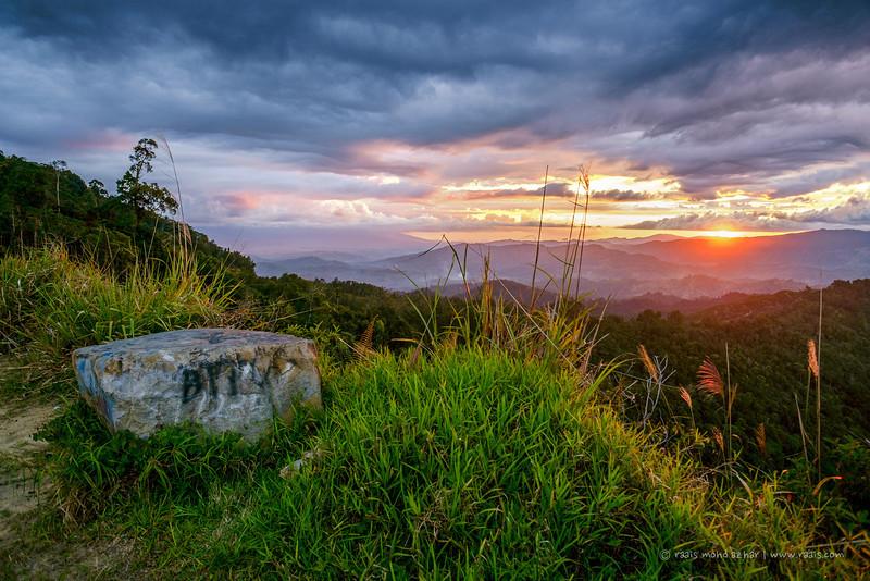 Bukit Layang-Layang, Sabah, Malaysia