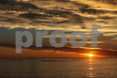 Cambria CA Sunset ~ 06.27.15