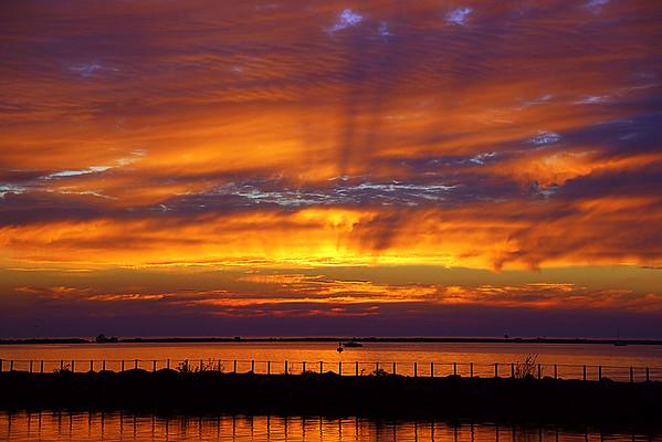 Sunset Shots from Lorain 2014.
