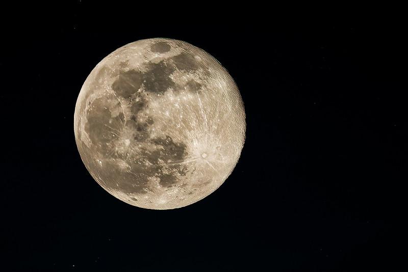 Full Worm Moon 2020