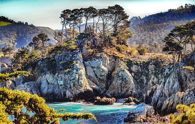 Bluefish Cove, Point Lobos