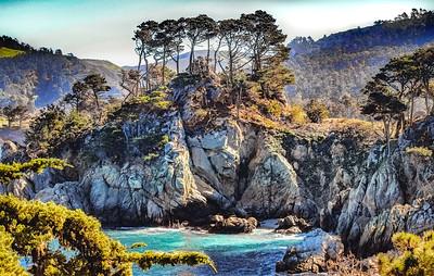 Bluefish Cove, Point Lobos