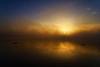 Foggy Dawn