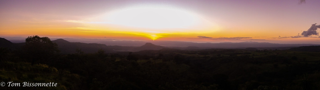 Buena Vista Lodge Sunset