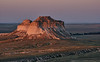 Last Light on the Buttes