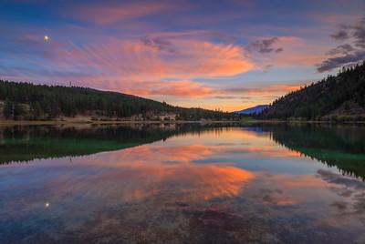 Green Lake Vibrance