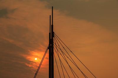 Sunrise Spires