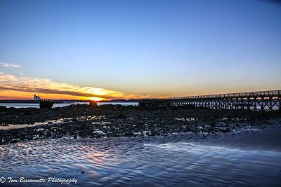 Ft. Foster Sunset 2