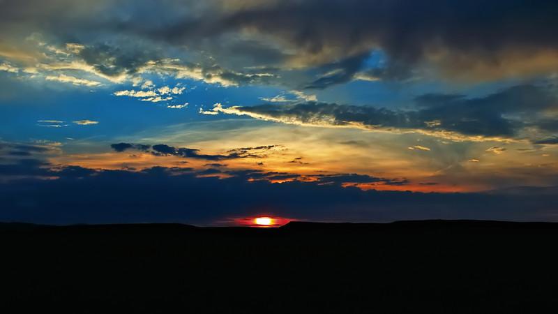 Mesa Sunset Sun Drop