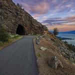 LIttle Tunnel Vibrant Skies- Dusky Skies