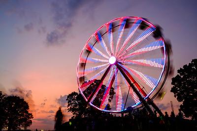 Ferris Wheel Americana