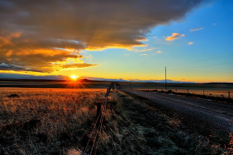 Polychromatic Pawnee Prairie