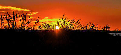 Plum Island Sunset
