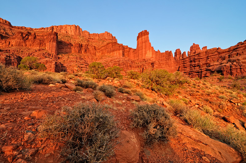 Fisher Towers: Geological Superstars