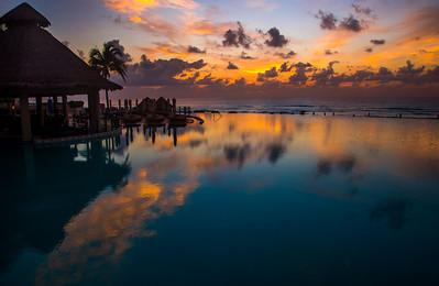 sunsets & sunrises around the world