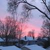 01-06-15 Dayton 05 sunset
