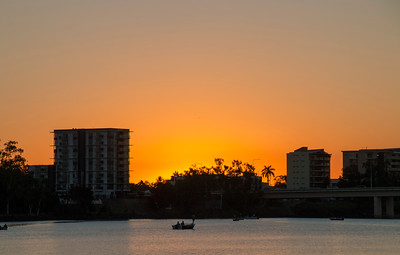 Sunset - Fitzroy River