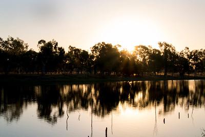 Sunset - Port Curtis