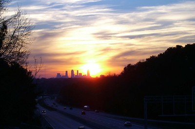 Atlanta Sunset 2