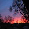 01-16-13 Dayton 13 sunset