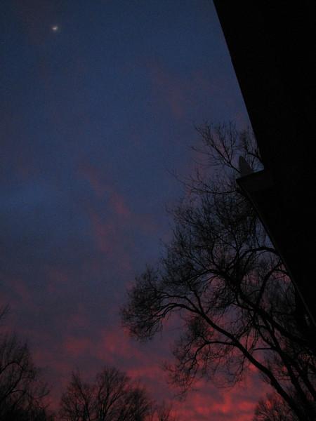 01-16-13 Dayton 15 sunset