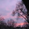 01-14-13 Dayton 01 sunset