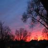 01-16-13 Dayton 12 sunset