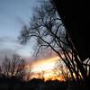 01-11-13 Dayton 01 sunset
