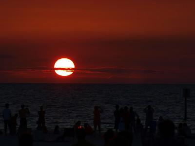 Florida Sunsets II Oct-Dec 2010