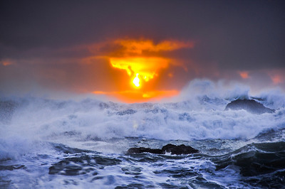 stormy-red-ocean-sunset