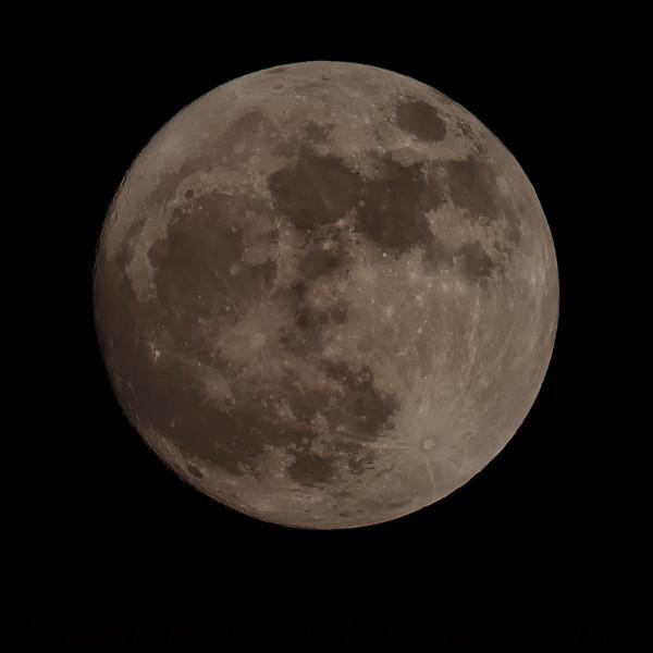 Super Moon N0v. 2016