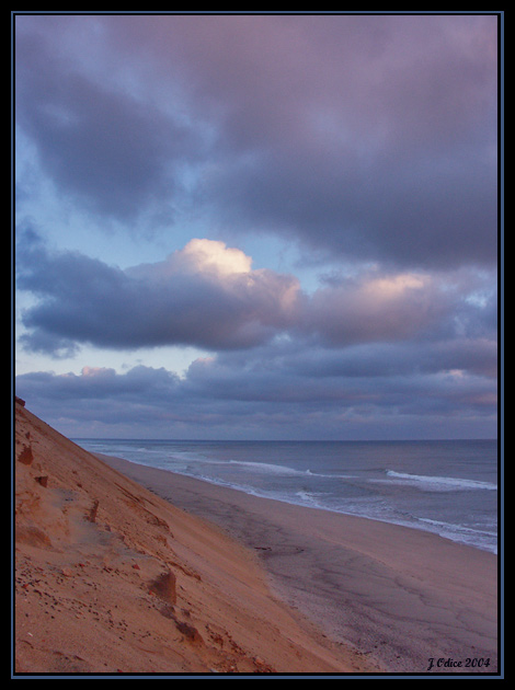 Long Nook Beach Dawn<br /> Truro MA