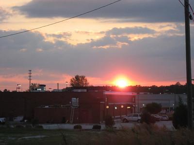 Sunset 4.20.07