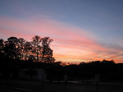 Sunset 4.26.09