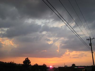 Sunset 9.29.08