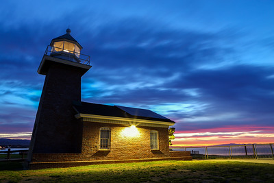 Mark Abbott Memorial Lighthouse Sunrise