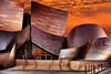 Sunset @Walt Disney Music Hall