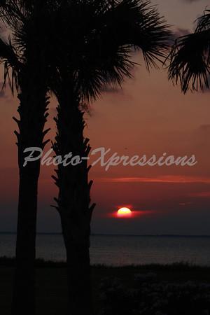 Galveston_sun-set