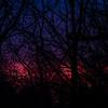 Sunset over Stourbridge