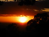 Whittier Hills Sunset - 4
