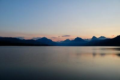 Continental Sunset