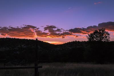 Santa Fe Sunset 6