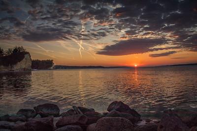 Lewis & Clark Lake - Calumet Bluff