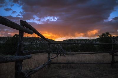Santa Fe Sunset 11