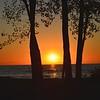Lake Erie Sunset I