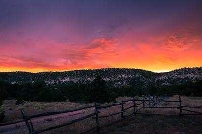 Santa Fe Sunset 15