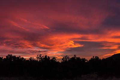 Santa Fe Sunset 14