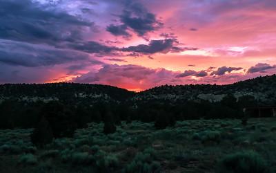 Santa Fe Sunset 4